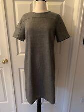 Hugo Boss Gray Dress Sz 4