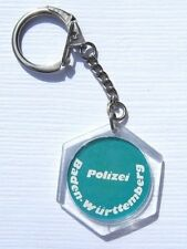 Polizei Baden-Württemberg Schlüsselanhänger Keychain NEU (A56v)