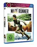 Maze Runner - Teil: 1 - 3  [3 Blu-ray's/NEU/OVP] Romanvorlage James Dashner