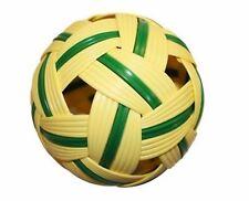 Sepak Takraw Ball Training Sport Kick Game Standard Exercise Rattan Ball foot