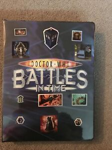 DR WHO trading cards Job Lot