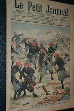 Le petit journal Supplément illustré N°835 / 18-11-1906 / Guet Apens de L'Adrar