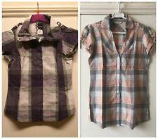 Bench New Look Women's short sleeve shirt bundle size M 10 BNWT