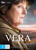 Vera Series - Season 7 (DVD, 2-Disc Set) NEW