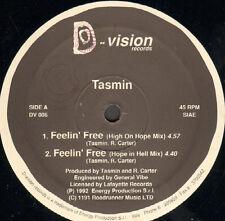 TASMIN - Feelin' Free - D:Vision