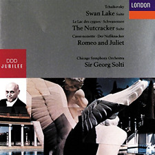 Tchaikovsky - - Sir Georg Solti and Chicago Symphony Orchestra (1987) Audio CD