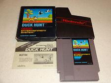 Duck Hunt NES Spiel Bienengräber komplett mit kleiner OVP und Anleitung