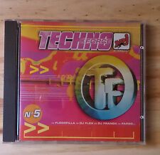 "CD AUDIO / VARIOUS TECHNO FORCE N° 5 ""LE CD"" CD COMPILATION TF 009 / 2000  15T"