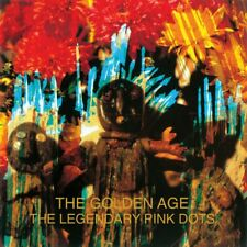THE LEGENDARY PINK DOTS The Golden Age (2018 Remastered Edition) CD 2019