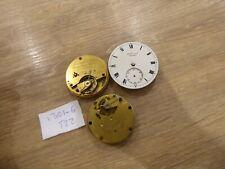 Movement Plus 1 Fusee 3 Total O 2 London J.W Benson Antique Gents Pocket Watch