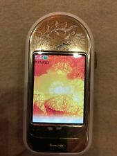 Nokia 7370 Amber mobile phone,UNLOCKED.Boxed