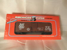 American Flyer 6-48486 New Haven Boxcar 1994 Nasg/ Commemorative / S Gauge / New