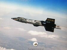 'Flown' Fragment NASA X-15 66672 Number 3 Record Setter Speed & Altitude Program