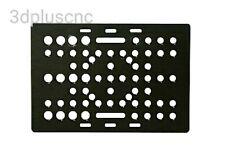 V Slot 20-80mm Gantry Platte 127x88x3 mm 3d Drucker Zubehör  CNC Laser