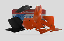 POLISPORT Enduro Kit de plástico para KTM EXC / excf 2001-2002 NARANJA del OEM