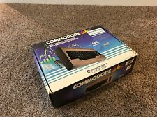 Vintage Commodore 64 C64 COMPUTER SYSTEM -  IN BOX  - TESTED -