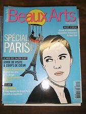 Beaux Arts Magazine N°310 INDE TRIBALE AU QUAI BRANLY B. RHEIMS ALIGHIERO BOETTI
