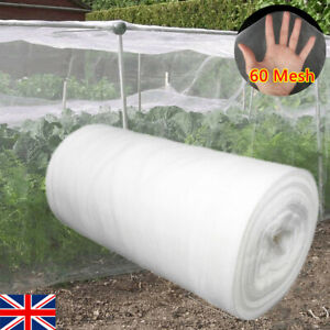 Insect Netting Net Fine Woven Mesh Anti Butterfly Bird Fly Screen Bug Garden Net
