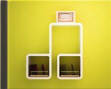 Cumix Designregal NOTA - Regalsystem - Flexibel-Individuell Erweiterbar-Stabil