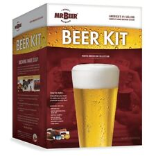 NEW Mr. Beer Home Brewing North American Collection NEW Sealed