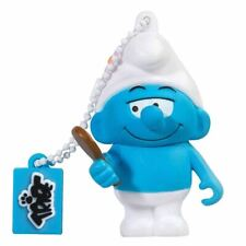 The Smurfs Vanity USB Memory Stick Flash Drive - 8GB Boxed Retro Gadget Tribe