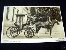 LOVELY OLD  PHOTO: GIBRALTAR~HACKNEY CARRIAGE~ANIMATED