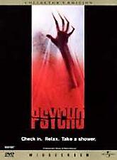 Psycho Dvd Gus Van Sant(Dir) 1998