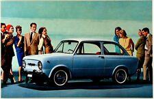 Cartolina Formato Piccolo - Auto Fiat 850 Non Viaggiata