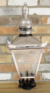 Stainless Steel Victorian Style Lantern Top ( small )