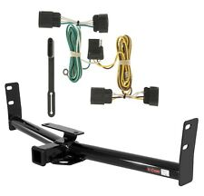 Curt Class 3 Trailer Hitch & Custom Wiring Harness for GMC Terrain/Chevy Equinox