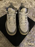 NIKE Air Jordan Flight Sneaker Shoes Sz 6.5 Y Grey