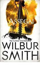 WILBUR SMITH ____ ASSEGAI ____ BRAND NEW __ FREEPOST UK