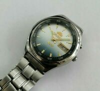 Watch Orient Crystal 3 Stars Japan 21 Jewels Automatic Vintage SERVICED