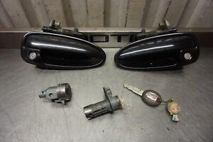 Honda Integra Type R DC2 UKDM JDM EDM Door Lock Ignition Barrel & Handle Set 2