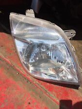 Ldv Maxus Headlight DRIVERS OS  Side 04-09