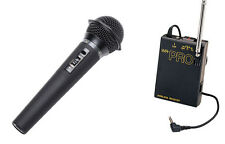 Pro WHM wireless handheld microphone for Sony FX1 FX7 FX1000 HD1000U VG10 VG20