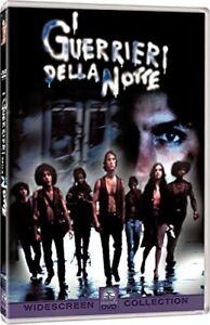 I Guerrieri Della Notte - Film NUOVO in DVD Lingua Italiana e Inglese