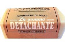 Savon de Marseille détachant Le Sérail - Le savon magique