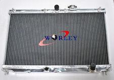 For Aluminum Radiator HONDA ACCORD 1990 1991 1992 1993 / PRELUDE 92-96 MANUAL