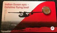 2020 $1 QANTAS Centenary CATALINA FLYING BOAT Specimen UNC ex Mint Set