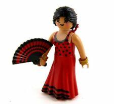 Playmobil 6845 Bailadora Flamenco Duo Pack History Knight Oeste Pirata Life City