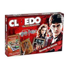 Harry Potter Cluedo Il Tradizionale Mistero Gioco