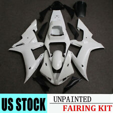 Unpainted Fairing Kit for Yamaha YZF R1 2002 2003 ABS Injection Molded Bodywork