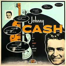 With His Hot and Blue Guitar by Johnny Cash (Vinyl, Apr-2014, LP) *NEW* FREE S&H