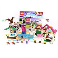 LEGO Friends Heartlake City Pool Set 41008 Complete with Instructions No Box