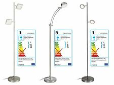 LED Stehleuchte DESIGN Standleuchte Lampe Leseleuchte flexibel schwenkbar EEK A+