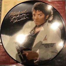 Michael Jackson - Thriller - Picture Disc - Vinyl LP 2018 Pressing  - BRAND NEW
