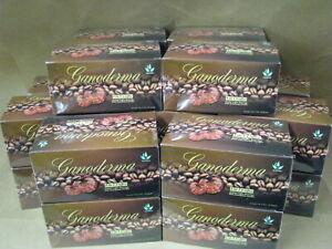 Ganoderma Coffee 4 -1 Creamer & Sugar 20 Boxes - 4 in 1, Healthy Coffee 3-1