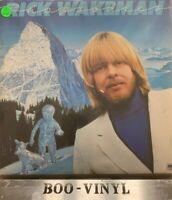 Rick Wakeman – Rhapsodies – AMLX 68508 – Double LP Vinyl Record Ex Con
