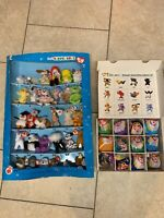 McDonald's Store Display TY Teenie Beanie Babies Stuffed Animals 2009 & 1998 Set